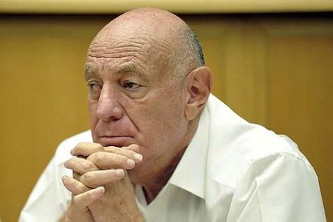 Israeli attorney Dov Weissglass
