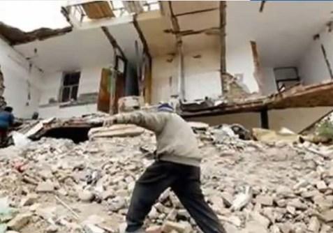 iran quake