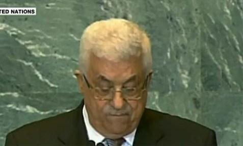 Abbas at the U.N.