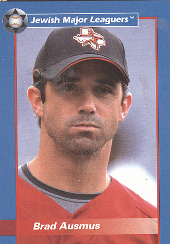 Former major league catcher Brad Ausmus will be managing Team Israel in the World Baseball Classic.