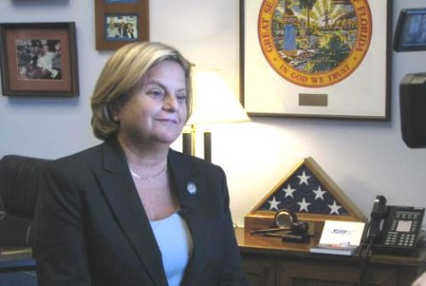 House Foreign Affairs Committee Chair, Rep. Ileana Ros-Lehtinen, stands between Egypt and billions in aid.