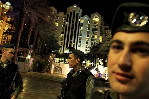 IDF soldiers aren&#039;t allowed into some of the Eilat hotels they protect.