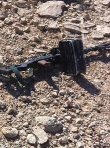 weapon terror