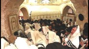 Prayers at Rachel's tomb on our matriarch's yahrzeit.