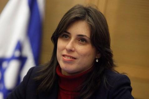 MK Tzipi Hotovely (Likud).