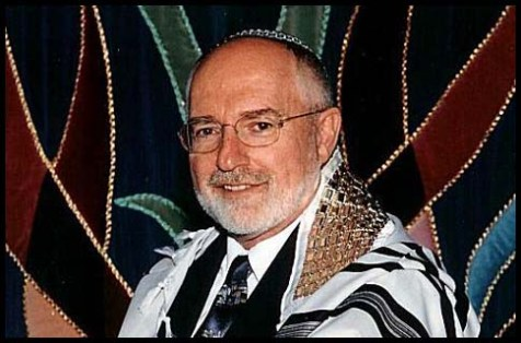 Rabbi Bernhard Rosenberg