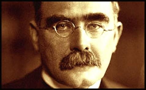 Rudyard Kipling, 1865–1936