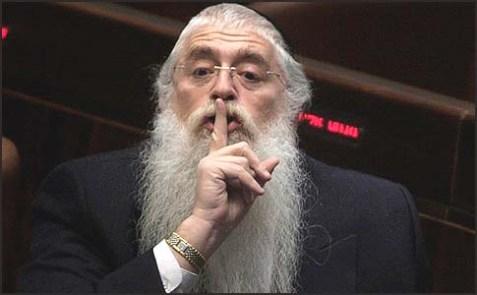 MK Rabbi Meir Porush