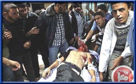 Ahmad al-Dardasawi, 18, and Muhammad Hararah, 17, were killed in Gaza City.