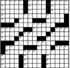 Crossword-Moshe