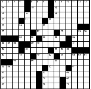 Crossword-Shidduch