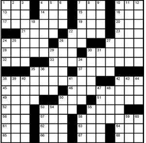 Crossword-The-Beatles