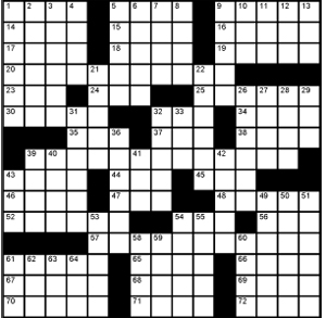 Crossword-The-Hills
