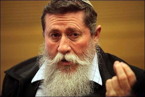 MK Yaakov Katz (Ketzele)