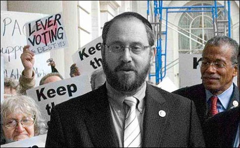 State Senator-elect Simcha Felder