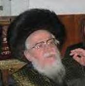 Nadvorna Rebbe
