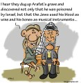 The Arafat Lie