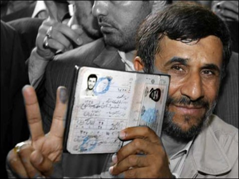 In June 2013 Iran will have elections to choose a new president.