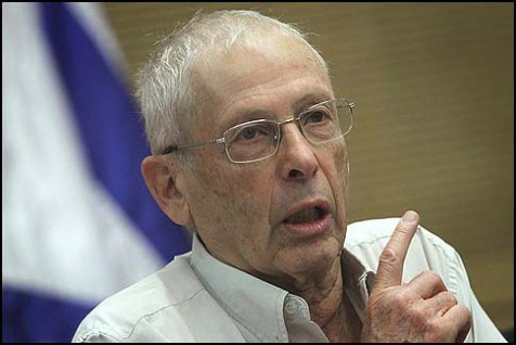 Likud MK Benny Begin did not make it to the top 20 spots on the Knesset list.