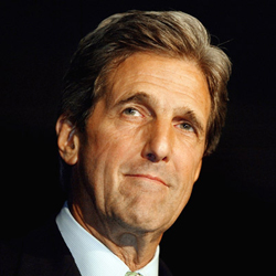 Secretary of State John Kerry