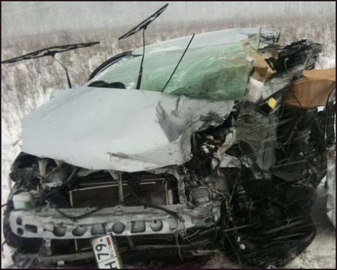 Lubavitch Car Crash