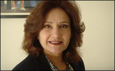 Author Nonie Darwish