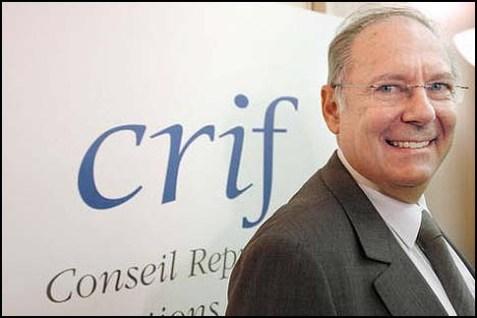 CRIF President Richard Prasquier