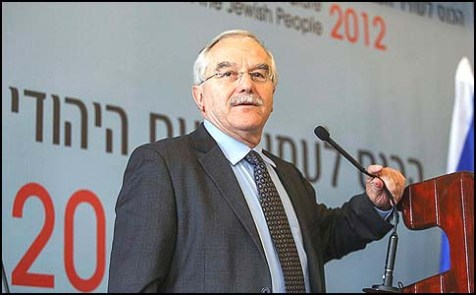 Yair Shamir could replace Avigdor Liberman at the helm of Israel Beitenu.
