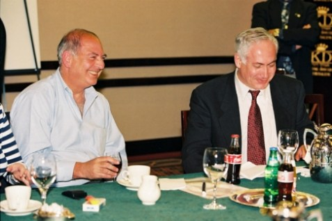 Finkelstein and Netanyahu