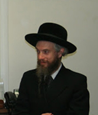 Lutzker Rebbe Of Jerusalem