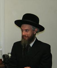 Lutzker Rebbe Of Jerusalem