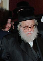 Rachmestrivka Rebbe