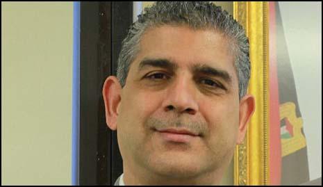 PLO U.S. Ambassador Maen Rashid Areikat