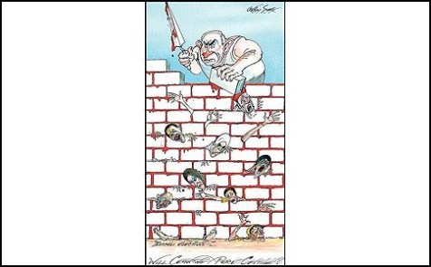 Sunday Times Netanyahu cartoon larger 270113
