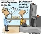 airport vote