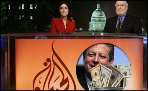al gore al jazeera