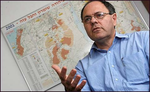 Dani Dayan. Israel's appointee as ambassador to Brazil