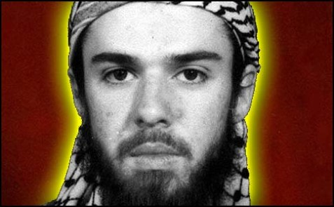 American-born Taliban fighter John Walker Lindh
