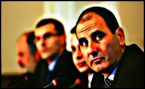 Bulgarian Interior Minister Tsvetan Tsvetanov