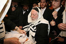 The Gerrer Rebbe