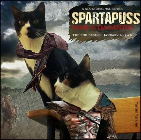 SpartaPuss