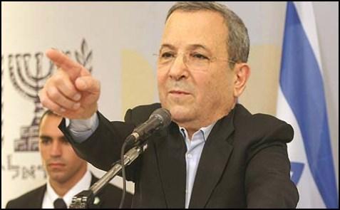 Barak AIPAC