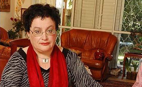 Former MK Marina Solodkin