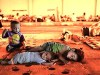 Syrian children who fled atrocities at home to take refuge in Turkey.