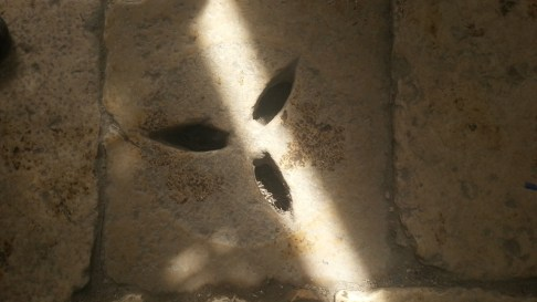 Ancient Manhole