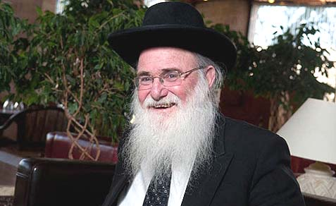 Rabbi Avraham Sherman