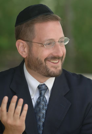 MK Rabbi Dov Lipman