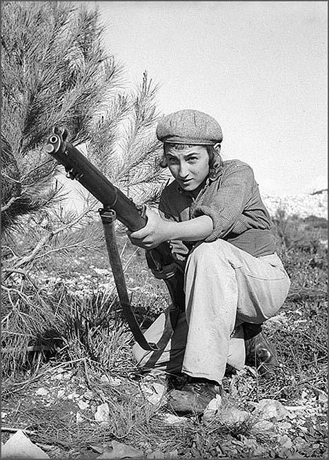 Haredi Youth, 1948