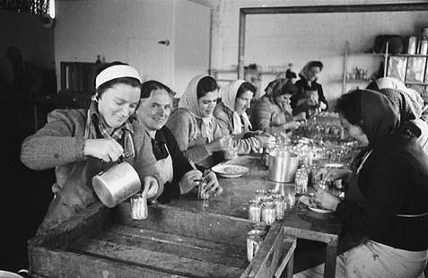 Kibbutz Women