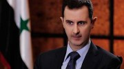 Syrian President Bashar Assad